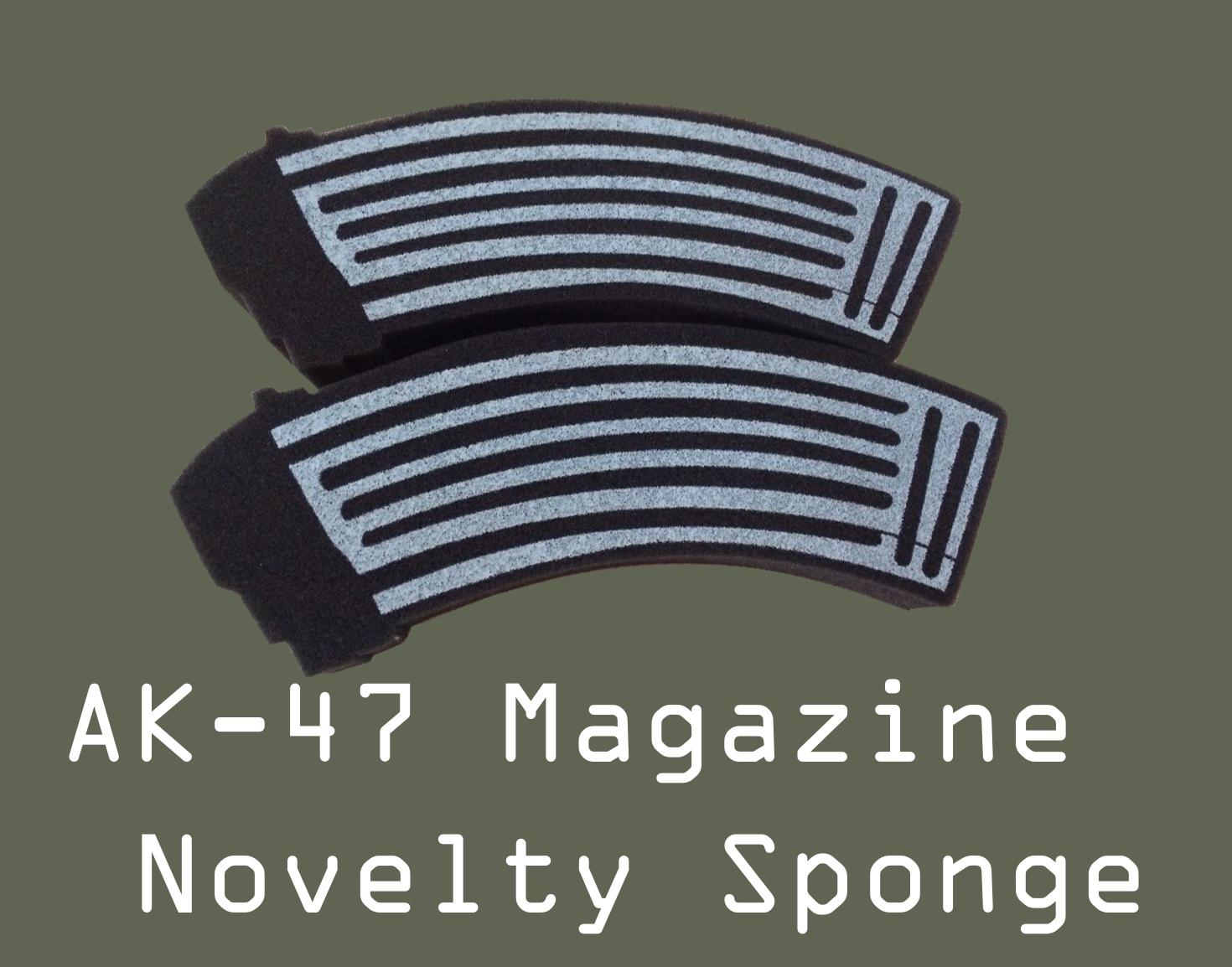 AK Novelty Sponge